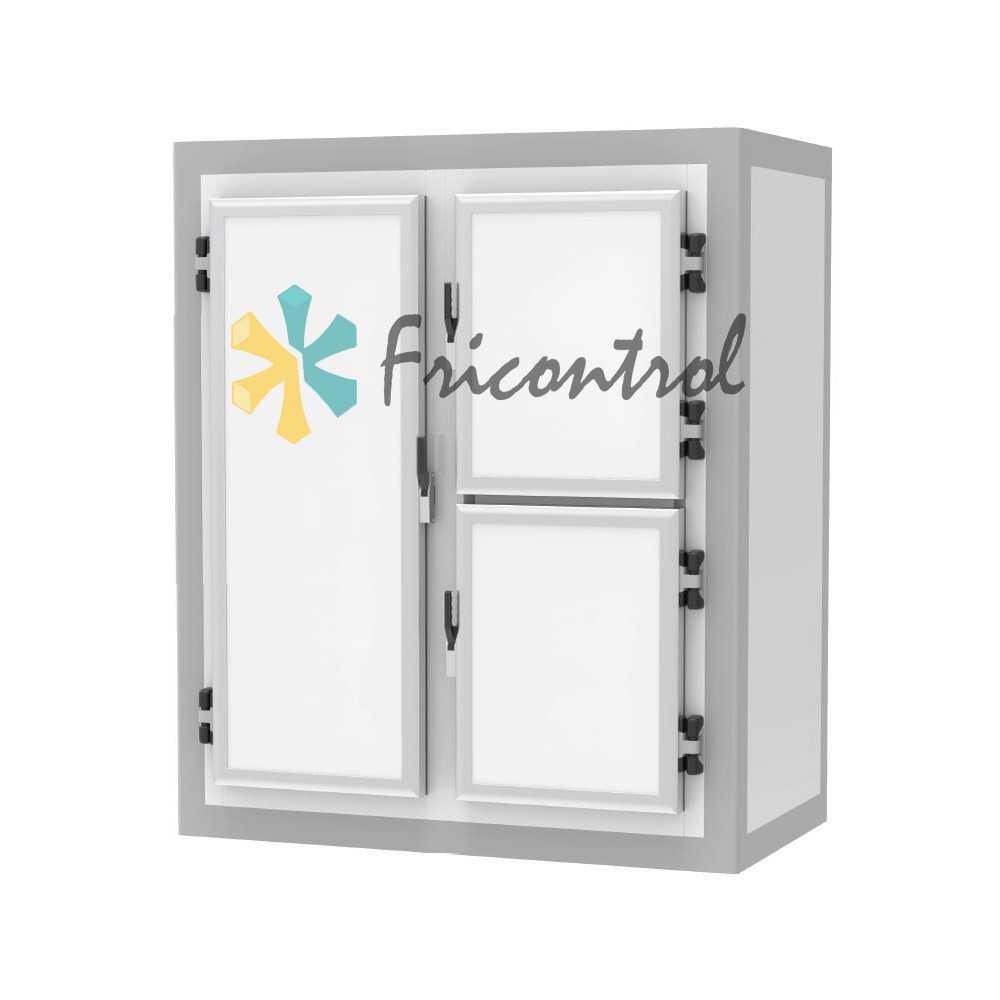 Cámara de puertas para bandejas