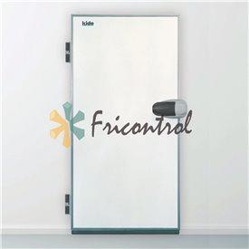 Puerta frigorífica pivotante uso comercial