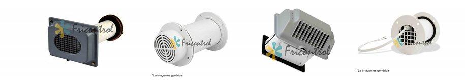 Valvulas equilibradoras de presion para camaras