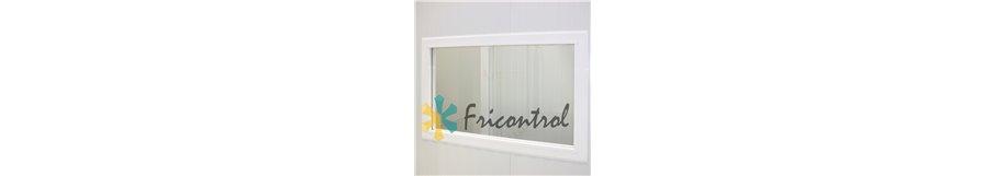 ventanas fjias para paneles frigorificos